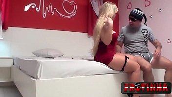 Cibele Mancinni fucking at home with hidden cam - Cibelle Mancinni - Frotinha Porn Star - - -