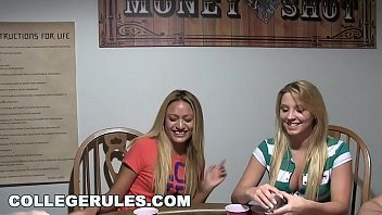 College Rules - Dorm Party With Lexi Kartel, Melody Jordan, Natalia Robles, And A Bunch Of Frat Fuck Boys