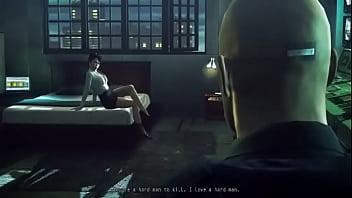Hitman Absolution - Layla Suduction Scene