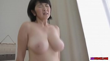 mom is addicted to son's cock
