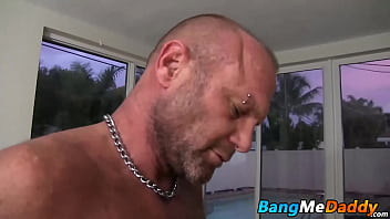 Brock steele gay Chad brock delivers a deep face fucking and hard raw fucking