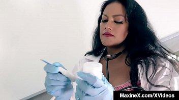 Asian Milf Maxine-X Butt Fucks Famous Vicky Vette ! preview image