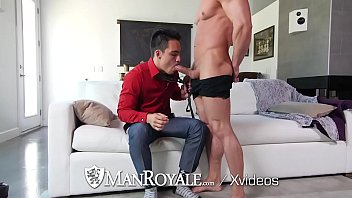 Gay man gaga ass fuck - Manroyale big dick catered to tight ass