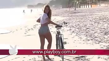 Carol Narizinho - Making Of Playboy - www.Panicat.org