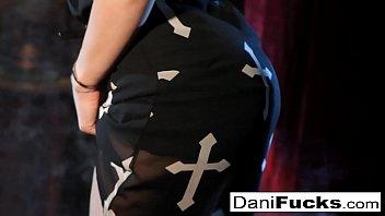 Hot Gothic Vampire Dani