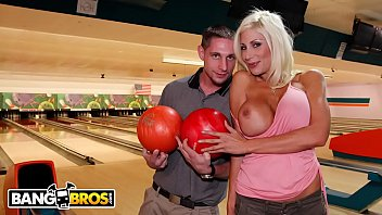 Can people with paralysis have sex Bangbros - amateur guy gets to go on date with big tits milf puma swede