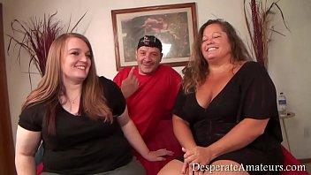 Casting Paige and Khandi Desperate Amateurs fisting milf action