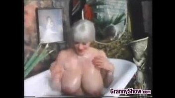 Fucking sample movie Busty grandma in the bath tub classic