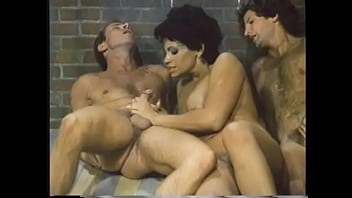 """Enjoy some cut scenes availible only on remastered retro DVD of classical porn movie """"Vanessa Del Rio"""""""