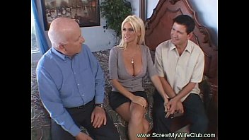 Blackwhite pleasure com - Cuckold husband loves wifes treatment
