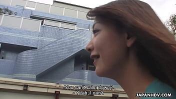 Japanese babe, Tomomi Matsuda got fingered, uncensored video