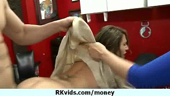 Money talks vagina Every girl need money - hard sex 27