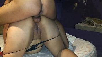 Sexo anal a esposa embarazada del vecino