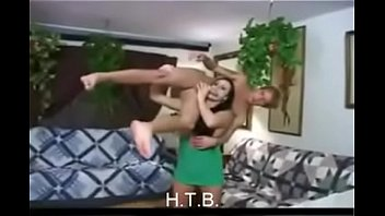 Hot Milf Rides Young Boy on Sofa HARDCORE PORN