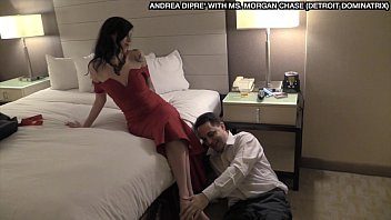 Femdom art castration - Ballbusting: ms. morgan chase kicks andrea diprè in the balls