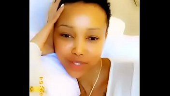 Huddah Monroe showing off her perfect tits