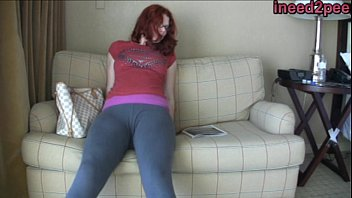 Jeans wetting videos