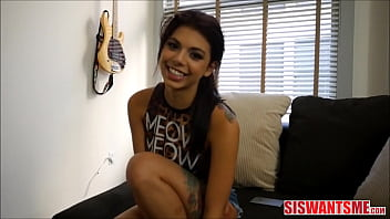 Young teen tits pictures Step sister gina valentina revenge brother blowjob