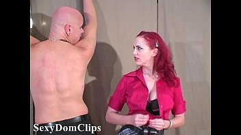 Berlin poor sexy Mz berlin gives a hard, sensual flogging