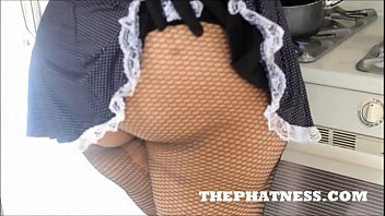 THEPHATNESS.COM AMAZON MAID KALYANI DOES EXTRA