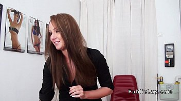 Amateur babe from public takes facial porno izle