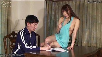MLDE-008 Provocative Tutor's Chastity Belt Corporal Punishment Class