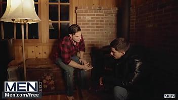 Aspen Vadim Black - Twink Peaks Part 2 - Drill My Hole - Trailer preview  - Men.com