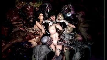 (opiumud-029) Devil May Laugh 5 trailer