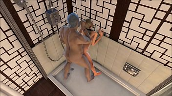 Fallout 4 Marie Rose in the shower with grandpa Vorschaubild