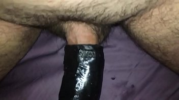 Long sleeve shirt fetish Pound wifes pussy with huge cock sleeve and wand