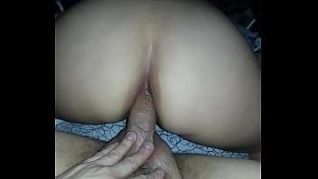 esposa follada por el culo
