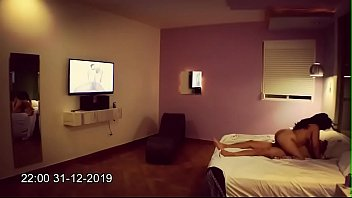 Whore wifey gets fucked at motel in Hermosillo Sonora while husband is out celebrating new year