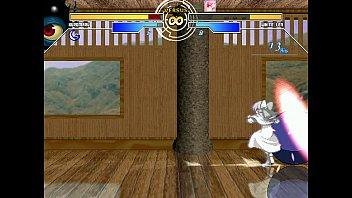 Kuromaru vs. Len & White Len preview image