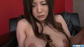 Big tits Ayami tries dildo up her tight pussy pornhub video