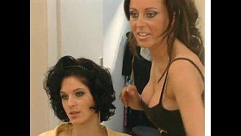 Celia Jones, Louisa Lamour - lesbian - teeny casting