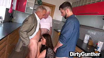 Dirty Old Perv Can Barely Fuck 9 Min