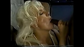 Blonde Beauty Hard DP and Facial Cumload, vintage, Helen Duval