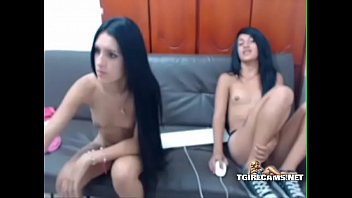 Colombian teen shemales sucking and fucking - tgirlcams.net