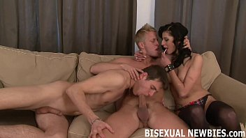 I am going to make your bisexual threesome really special