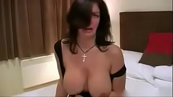 British MILF fucks her black BF