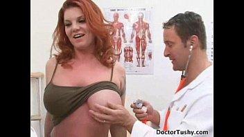 Pervert Doctor Boob Check