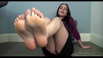 Foot fetish ballet Cams4free.net - worn ballet shoes smelly feet