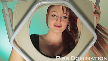 Making you dick bigger Sexy redhead violet monroe gives an amazing blowjob and makes you watch then pees on your face her humiliated toilet slave