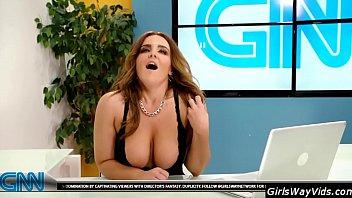 Tv anchor orgasm on air [오르가즘 orgasm chinese orgasm asian squirting orgasm Uncontrolable orgasms girl]