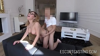 Escort disgusting client Cute law student works as escort for fun and ass fucked by client