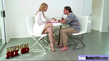 (julia ann) Busty Mature Hot Lady Love Hard Style Sex Action mov-15
