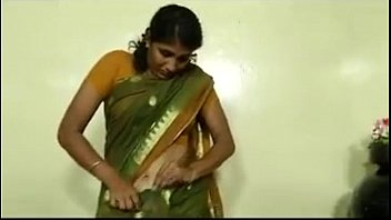 An indian mallu hot neighbour bhabhi teaching how to wear saree pornhub video