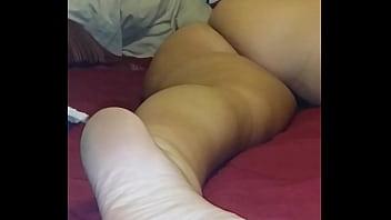 cum on my gf sleeping feet 4 fat ass thumbnail