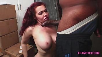 Little Lolita private Stepdaughter loves take fat prick in wth lips till jizz