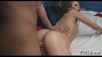 Python loving action for striking brunette Kara Finley